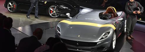 Ferrari Monza SP1 et SP2, des barquettes de course pour la route