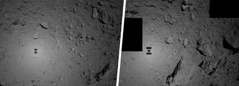 Deux mini-robots d'exploration ont été largués sur un astéroïde