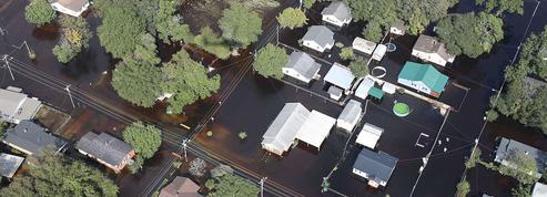 Mesurer les inondations après un ouragan grâce au GPS