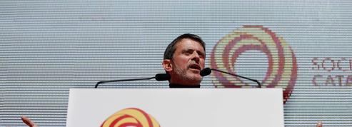 Manuel Valls devrait déclarer sa candidature à Barcelone mardi