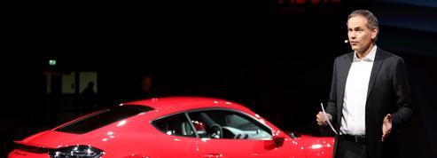 Filiale de Volkswagen, Porsche abandonne le moteur diesel