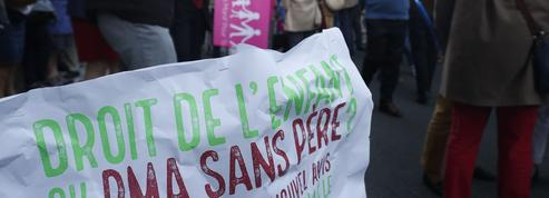 PMA pour toutes : «pro» et «anti» s'affrontent déjà dans la rue