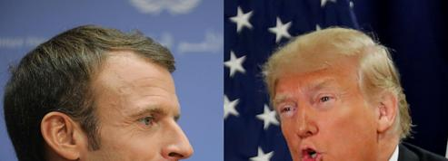 Macron-Trump, le choc de deux visions du monde