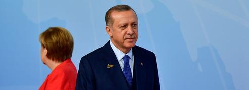 À Berlin, Erdogan veut «ouvrir une nouvelle page» avec l'Allemagne