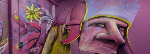 Vannes la sage s'ouvre à l'art urbain et ça fait du bien