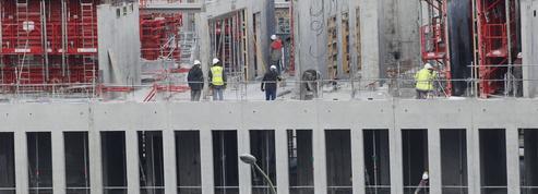La construction de logements neufs repart à la baisse