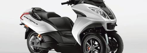 Peugeot mise sur le big bang du scooter électrique