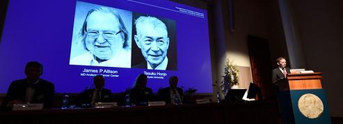 Le Nobel de médecine 2018 pour la découverte de l'immunothérapie des cancers