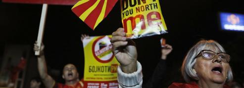 Macédoine : après un «oui» au référendum mais une faible participation, rien n'est tranché