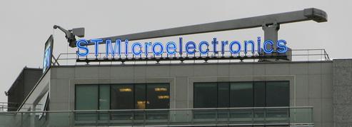 STMicro profite du boom de la voiture électrique et autonome
