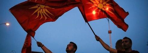 Macédoine[ma-sé-doi-n'] Refuse d'être étiquetée «label hellène»