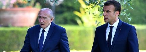 Guillaume Tabard : «La démission de Collomb, l'affront fait à Jupiter»