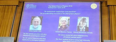 Donna Strickland, troisième femme Nobel de physique de l'histoire