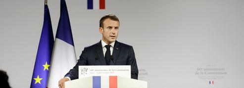 Macron va annoncer le retour de la réforme constitutionnelle en janvier à l'Assemblée