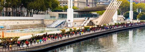 Les plus beaux sites de Lyon en marche nordique