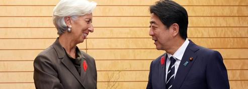 Japon : Christine Lagarde critique les Abenomics