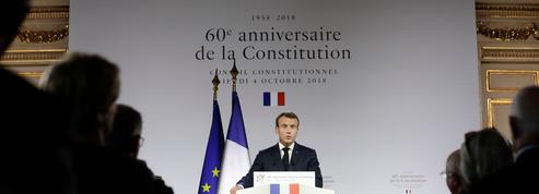 Constitution[kon-sti-tu-sion] n. f. Offre à un pays un régime de croisière