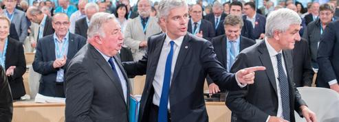 Wauquiez, Larcher et Morin réunis à Lyon autour des élus