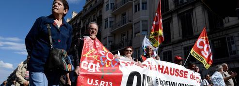Manifestations : la journée d'action à l'appel de la CGT et de FO a fait un flop