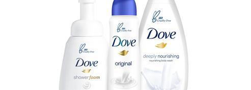 Unilever soigne l'image de ses savons Dove