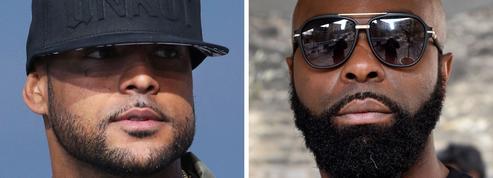 Booba et Kaaris condamnés à 18 mois de prison avec sursis