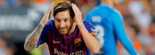 Lionel Messi à l'honneur d'un spectacle du Cirque du Soleil en 2019