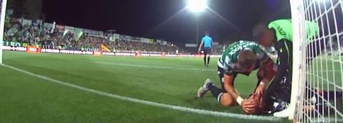 Un joueur sauve la vie d'un gardien français au Portugal