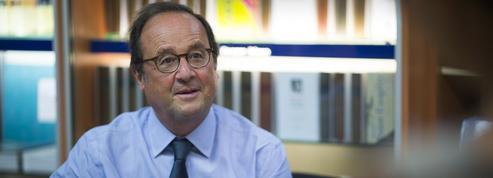 Hollande sur un éventuel retour : «On peut y penser, mais mieux vaut ne pas le dire»