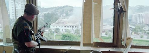 Charles Lambroschini croise à Sarajevo Nadja, sniper déterminée (1992)
