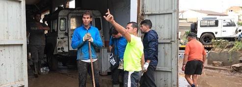 Nadal met son académie à disposition après les inondations à Majorque