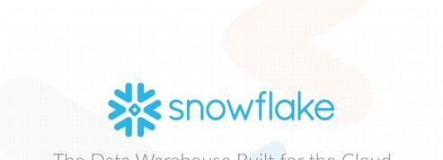 Cofondée par deux Français, la société de cloud Snowflake lève 450 millions de dollars