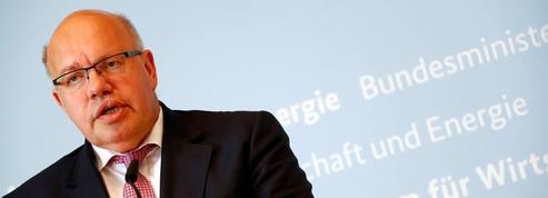 Inquiétude sur la croissance allemande