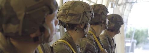 Armée française : au cœur de l'entraînement des parachutistes