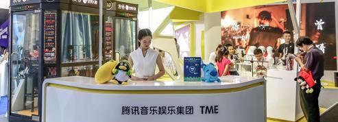 Pour Tencent Music, la Bourse de Wall Street attendra