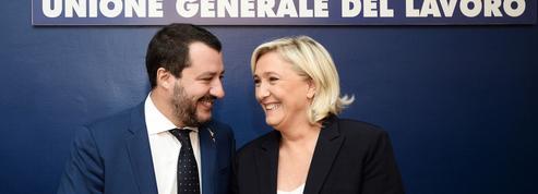 Éric Zemmour: «Pourquoi Marine LePen et Matteo Salvini ne jouent pas le même match»