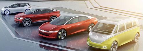 Volkswagen I.D., l'électrique se précise
