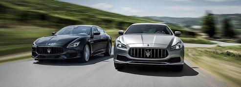 Le gouvernement de Papouasie-Nouvelle-Guinée achète 40 Maserati
