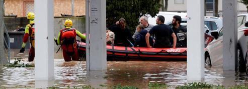 Des pluies de plus en plus violentes autour de la Méditerranée