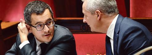 Le Maire et Darmanin défendent le budget 2019 devant l'opposition