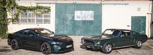 Ford Mustang : dans la peau de Frank Bullitt