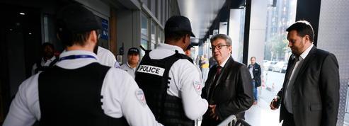 Entendu par la justice, Mélenchon ironise sur la «manoeuvre ratée» de Macron