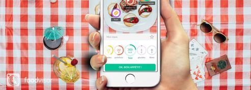 Foodvisor : le shazam de la nutrition lève un million d'euros