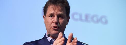Facebook recrute l'ex n°2 du gouvernement britannique Nick Clegg pour sa communication