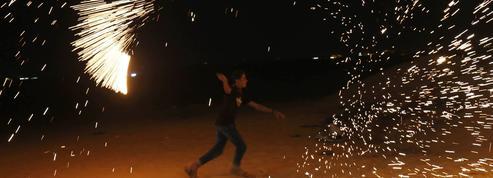 À Gaza, la bataille des brigades d'«agitation nocturne»