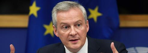 Le Maire espère convaincre les pays de l'UE de taxer les Gafa