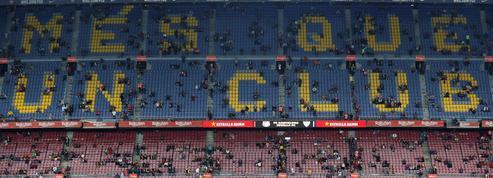 Le FC Barcelone amorce la révolution titanesque de ses stades