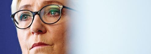 Marine Le Pen prise au piège du rassemblement