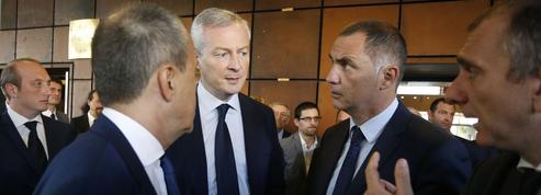 Bruno Le Maire veut «plus d'autonomie fiscale» pour la Corse