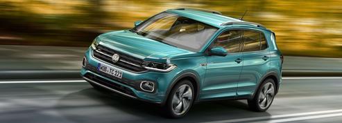 Volkswagen T-Cross, un SUV de poche