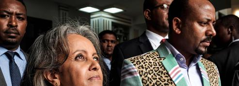 L'Éthiopie porte pour la première fois une femme à sa tête
